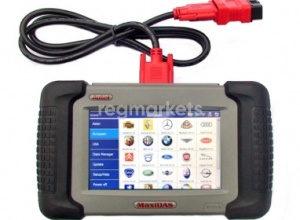 Autel MaxiDAS DS808BT, Haynes Tech Basic - Диагностический сканер, российская версия