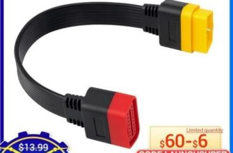 diagnostic tool obd2 16 adapter obd2 на АлиЭкспресс — купить онлайн по выгодной цене