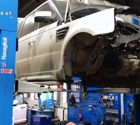Коды ошибок Land Rover / Range Rover через протокол OBD 2   Ошибки Ленд Ровер и их расшифровка