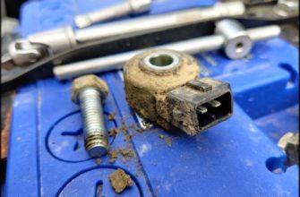 Периодически выходит ошибка Р0328 - повышенный уровень шума двигателя — 3 ответа