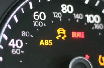 Почему горит ABS (лампочка, знак) после замены подшипника, ступицы, колодок, датчика