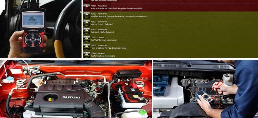 Ошибка P0010 Volkswagen - нарушения синхронизации между коленчатым и распределительным валом