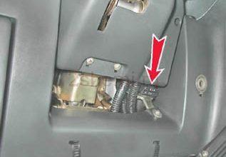 есть ли и где находится колодка OBD на субару импреза 1997 года левый руль - Электрика - Клуб Субару Импреза (Subaru Impreza)
