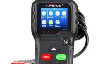 "Автосканер KONNWEI KW 680 - Магазин НПП ""Орион"""