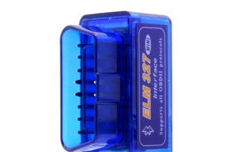1 шт. Супер Мини Elm327 Bluetooth OBD2 V2.1 Elm 327 в 2,1 OBD 2 Автомобильный диагностический инструмент сканер автомобильный Co-ридер | Автомобили и мотоциклы | АлиЭкспресс