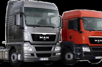 Дилерские автосканеры для грузовых авто MAN купить недорого