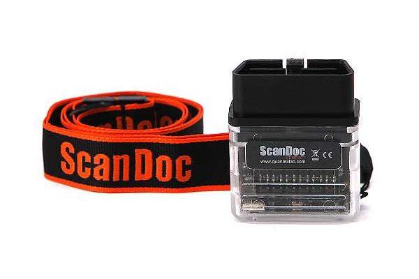 ScanDoc Compact NEW - мультимарочный сканер купить на сайте АвтоСканеры.RU - Автосканеры.РУ