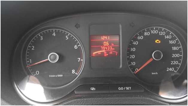 Чек на фольксваген поло: что делать если горит check - ремонт авто своими руками