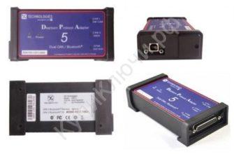 Диагностический сканер DPA 5 DUAL-CAN купить в интернет магазине Freemen