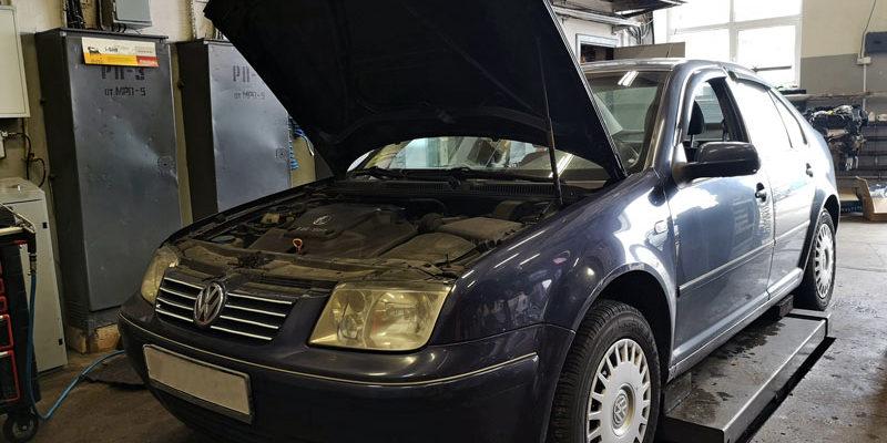 ТОП-10 причин почему загорелся check engine  