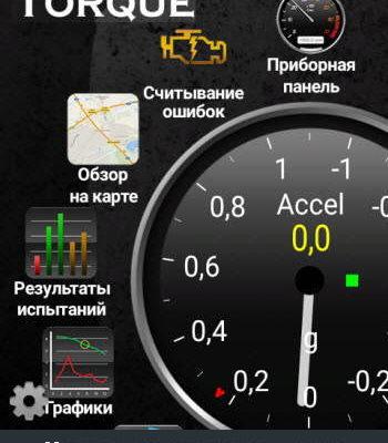 Torque Pro инструкция на русском языке