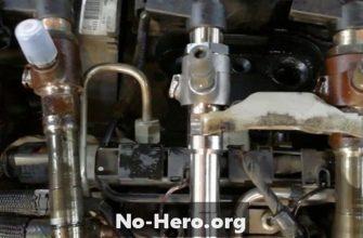 Ошибка P0200 Nissan - неисправность цепи управления форсунками