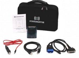 Сканматик 2 PRO (стандартный комплект ВАЗ ГАЗ) - профессиональный мультимарочный автосканер с поддержкой J2534 купить в магазине ELMSCAN.RU