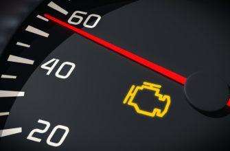 Check Engine Горит, чек двигателя, Oil level что делать?