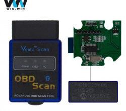 OBD сканер с реальной версией 1.5