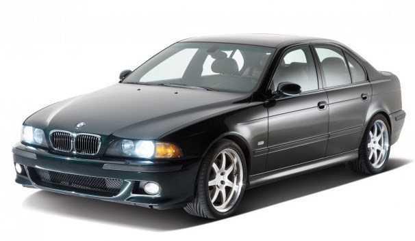БМВ Е39. Описание системы бортовой диагностики. BMW 5-ая серия E39